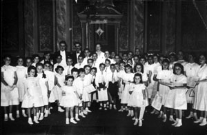 1955 Secció Infantil Noces d'Or